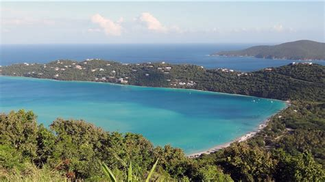 St Thomas Us Virgin Islands Magens Bay Crown