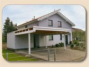 Holz Carport Preise : carport flachdach anbau von ~ Indierocktalk.com Haus und Dekorationen