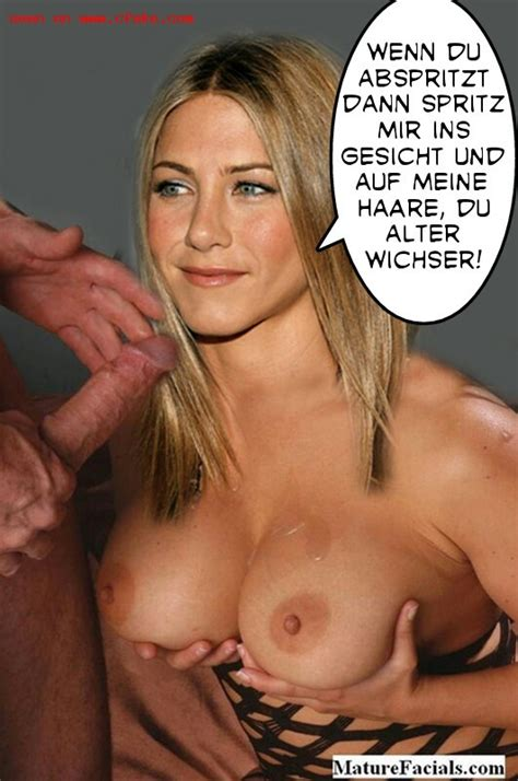 Jennifer Aniston Fakescaptions Germandeutsch Pornhugocom