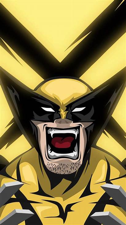 Iphone Wolverine Wallpapers Iphones July Movies