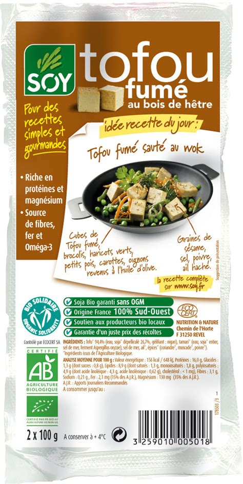 cuisiner tofu fum mijoté de flageolets verts au tofu les petits plats