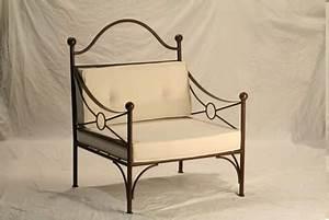 Fauteuil Fer Forgé : fauteuil fer forg marocain fauteuil fer forg marocain sur enperdresonlapin ~ Teatrodelosmanantiales.com Idées de Décoration
