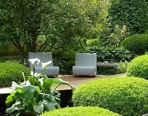 Modern landscaping design home decorating ideas for Modern garden decor images
