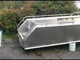 Images of How To Build Aluminum Boats