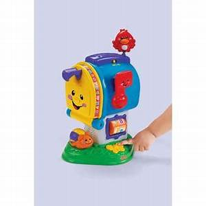 laugh learn learning letters mailbox With fisher price laugh and learn learning letters mailbox
