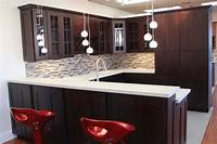 magnificent small kitchen plan 20 Stunning Kitchen Design Ideas With Mahogany Cabinets