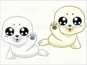 Seal Dessin Animé – Cliparts vectoriels et plus d'images ...