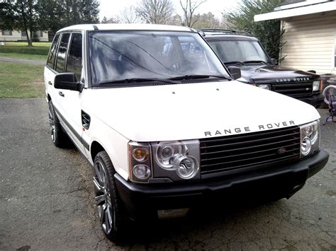Land Rover Range Rover Modification by Toddsgt 1996 Land Rover Range Rover Specs Photos