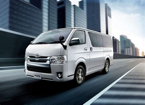 2019 Toyota Hiace Improvements, Review, Price  Toyota Wheels