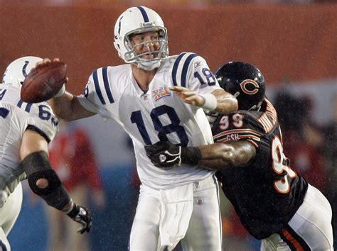 Peyton Manning Indianapolis Colts Superbowl Champs Xli