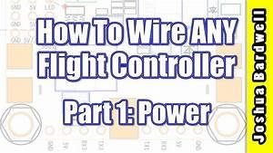 Flight Controller Wiring For Beginners - Part 1