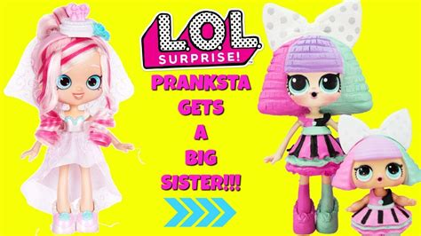 image result  lil pranksta lol doll lol surprise lil