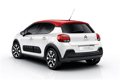 Citroen Car : New 2017 Citroen C3 Revealed