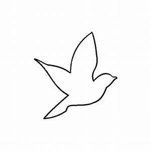 bird outline for nursery flying aerie bird outline With flying bird template printable