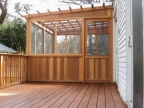Fiberglass Panel Roof Deck Ideas