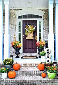 27 Best Fall Porch Decorating Ideas And Designs For 2018
