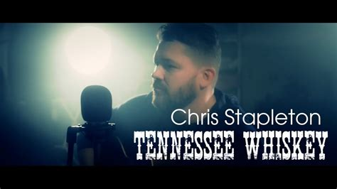 Tennessee Whiskey Cover By Dave Bourgeois