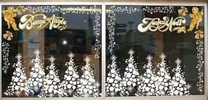Decoration De Noel Pour Fenetre A Faire Soi Meme : decoration noel vitre d coration de no l d co colo ~ Melissatoandfro.com Idées de Décoration