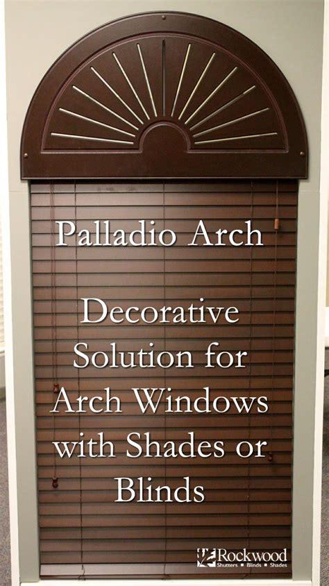 palladio arch decorative solutions  arch windows