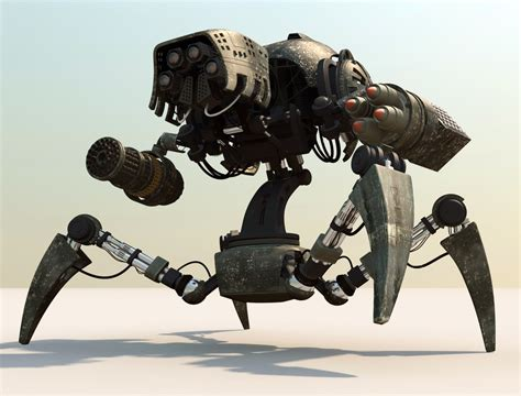 robot battle model