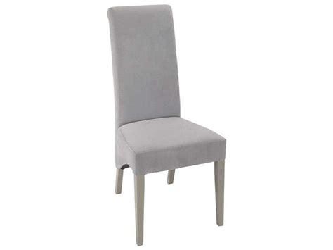 housse canape chaise clementine coloris gris vente de chaise conforama