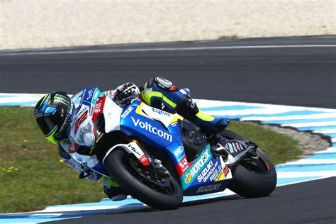 Lowes Leads On Day One In Phillip Island Testing