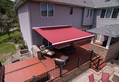 retractable deck patio awnings maryland virginia washington dc
