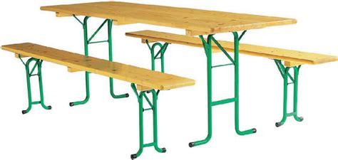 """Ensemble Table Et Banc En Bois """"vienne"""" 1084  1er Site De"""