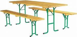 Table Et Banc En Bois : table banc bois ~ Melissatoandfro.com Idées de Décoration
