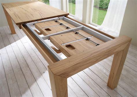 Küchentisch Holz Ausziehbar by Esstisch Ausziehbar Dansk Design Massivholzm 246 Bel