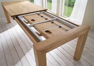 Esszimmertisch Zum Ausziehen : esstisch ausziehbar dansk design massivholzm bel ~ Frokenaadalensverden.com Haus und Dekorationen