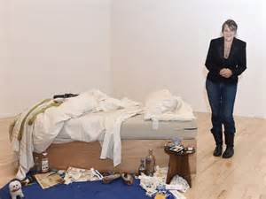 tracey emin s my bed at tate britain review in the flesh its frankness is still arresting
