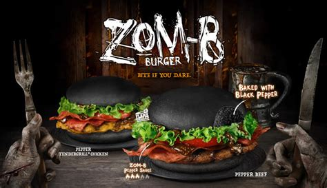 burger king  zom  burgers  chicken  beef