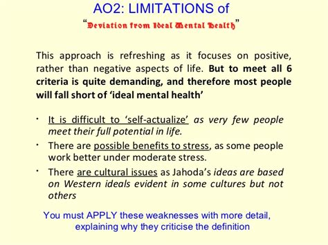 Definition Essay On Perfection by S1 4 Definitions Of Abnormality
