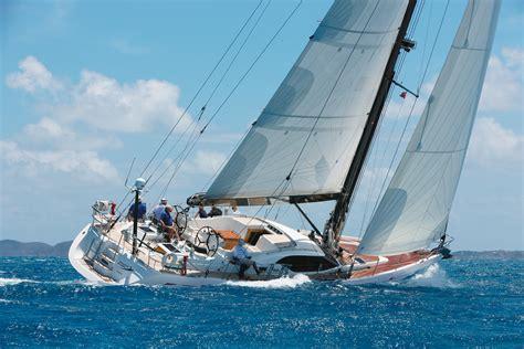 Yacht Sailing Boat by Sailing Yachts