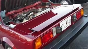 1987 Bertone  Fiat X1  9
