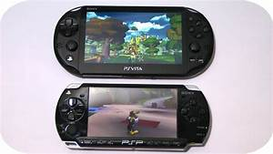 PS Vita Ratchet and Clank Trilogy vs. PSP Ratchet and ...