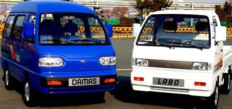 2001 Daewoo Lanos Parts Car