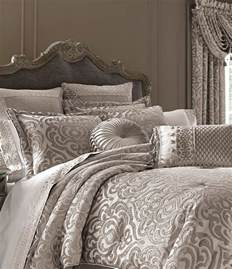 j new york sicily damask chenille comforter set