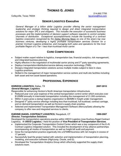 logistics resume dandilyonfluffcom