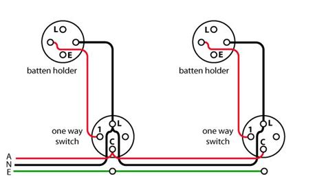 showing wiring diagram of a loop at the switch circuit electrical australia in 2019