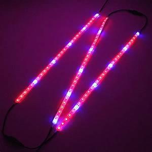 Pflanzen Led Licht : solmore led pflanzenlampe strip streifen wachsen licht band pflanzenleuchte pflanzen ~ Markanthonyermac.com Haus und Dekorationen