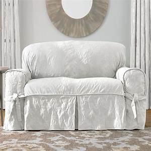 white cotton slipcovers for sofas 9 best sherry s sofa With best slipcovers for loveseats