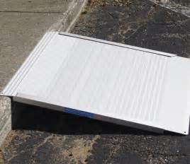 Aluminum Handicap Wheelchair Ramps