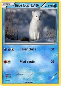 Bébé Loup Blanc : pok mon bebe loup lv 50 50 laser glace ma carte pok mon ~ Farleysfitness.com Idées de Décoration
