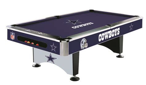 dallas cowboys pool table light all nfl pool tables price compare