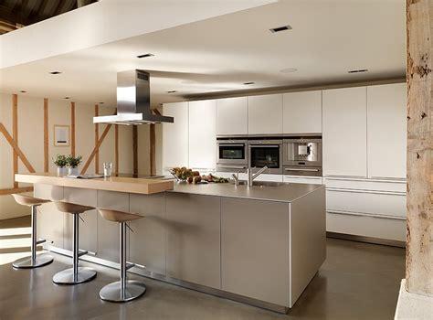 cuisine bulthaup 99 idées de cuisine moderne où le bois est à la mode