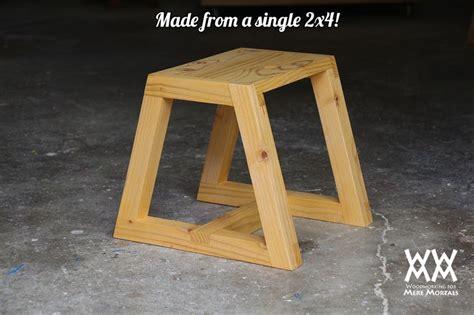 utility stool    woodworking pinterest