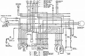 Imagen Diagrama Electrico Ts 125