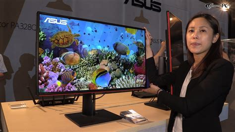 asus proart paq  pro level display preview
